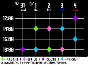 【ラキステ2】星取表-02